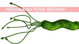 Helicobacter Pylori Belirtileri