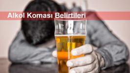 Alkol Koması Belirtileri